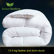 13 Tog King Size Duvet Popular Feather Duvet Insert Buy Cheap Feather Duvet Insert Lots