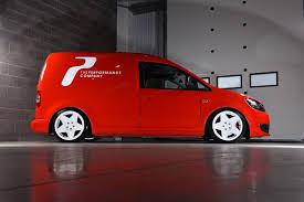 ferrari minivan guilt by association lowered caddy delivery van vw caddy