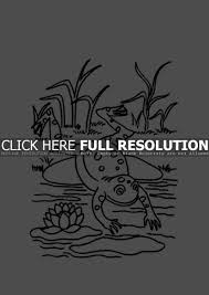 coloring pages frog coloring page printable animal coloring pages