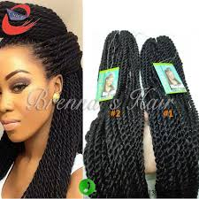 ombre senegalese twists braiding hair 22inch crochet senegalese twist hair extensions synthetic ombre