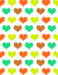 paper wrap printable heart wrapping paper wikihow