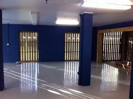 charleston sc painted garage floor coating