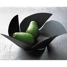 alessi twist again basket modern kitchen décor u0026 fruit holders