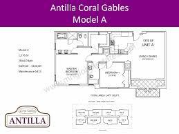 Antilla Floor Plan Antilla Coral Gables Marika Hartman