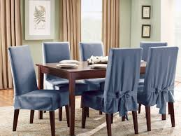 dining room amazing fabric dining chair covers black dining room