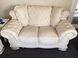 ivory leather reclining sofa ivory leather couch ivory leather reclining sofa cream long soft