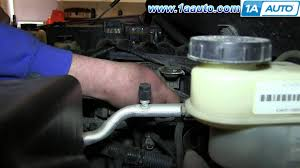 nissan saturn 2006 how to install replace evaporative emissions purge valve nissan