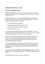 Resume Bio Examples by Bio Writing Services Absolute Resume