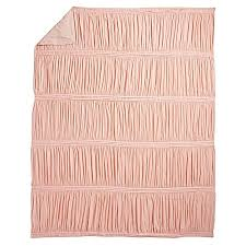 modern chic duvet cover pink the land of nod