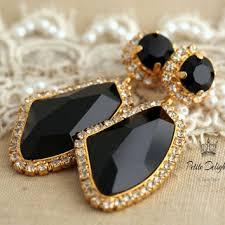 gold earrings for wedding shop gold chandelier earrings for wedding on wanelo