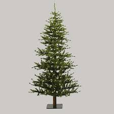 half christmas tree vickerman minnesota pine 7 green artificial half christmas tree w