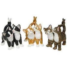 cat ornaments ebay