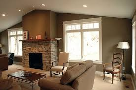 A Completed Remodel Before And After - Family room remodel