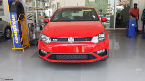 volkswagen polo 2016 red volkswagen polo gti auto expo 2016 page 20 team bhp