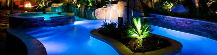 intellibrite landscape lights savi pool and spa