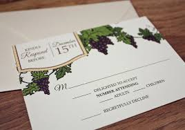 vineyard wedding invitations vineyard wedding invitation
