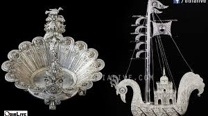silver filigree of cuttack explore odisha
