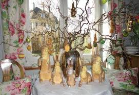 german easter decorations and easter inspiration for your decor