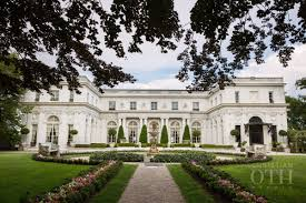 mansion rentals for weddings rhode island wedding at rosecliff mansion in newport photos brides