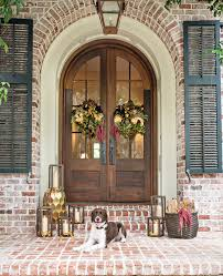 Pottery Barn Fall Decor Ideas 5 Tips For Fall Front Door Flower Wreaths With Pottery Barn Camp
