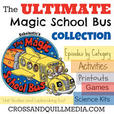 using magic school for science curriculum cross and quill media