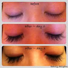 How Expensive Are Eyelash Extensions Beauty Delights Review Mink Eyelash Extensions Week 1