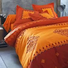 Comforter Orange Best 25 Orange Bedding Ideas On Pinterest Autumn Bedding
