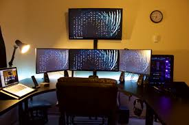 Computer Set Ups by Gaming Setups Hellomoonies