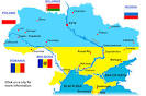 Kiev Ukraine Information :: Kiev city map and maps of Ukraine