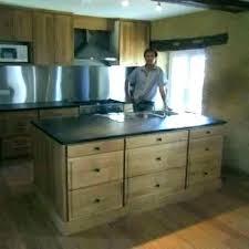 meubles cuisine bois massif meuble en bois brut pas cher meuble en bois brut pas cher cuisine