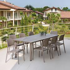 8 Seat Patio Dining Set - 8 seat dining sets garden tables u0026 chairs