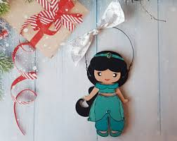 mulan ornament etsy