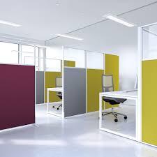 cloison bureau acoustique cloisons acoustiques cloisons isola mobilier de bureau entrée