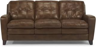 Flexsteel Leather Sofa Flexsteel Living Room Leather Sofa 1644 31 Flemington Department