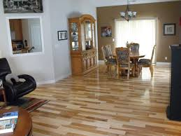 hickory and teak wood flooring install earmark construction