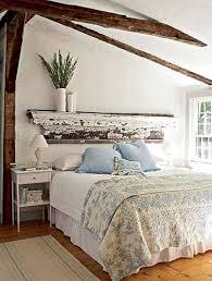 refaire chambre adulte tête de lit en bois récup pour la déco de chambre