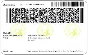 wa state licensing dol official site barcodes for driver