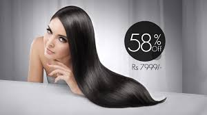 haircut deals lahore 58 off rs 7999 only for loreal hair xtenso or hair rebonding