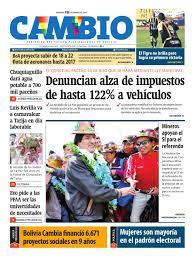 edicion impresa 16 10 15 by cambio periódico del estado