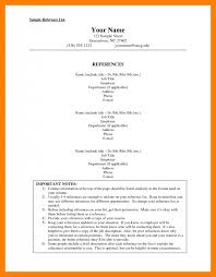 Sample Reference Sheet For Resume by 8 How To Create A Reference List Doctors Signature