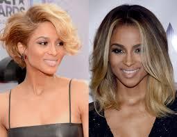 hair style in long hair ciara long hair vs short hair iamsupergorge hair makeup beauty