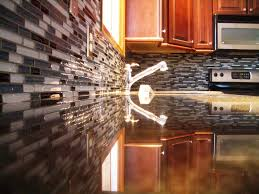 slate and glass tile backsplash glass and slate backsplash tile pros and cons of a tumbled stone