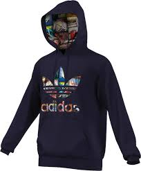 fashion adidas back to hoodie men black men adidas tops