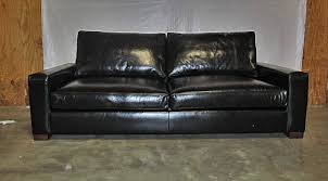 restoration hardware maxwell leather sofa restoration hardware maxwell leather sofa copycatchic
