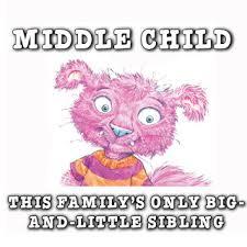 Middle Child Meme - middle child pajama press