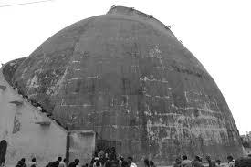 the golghar mammoth granary built in 1786 patna bihar british