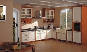 peinturer armoire de cuisine en bois en bois massif peinture armoires de cuisine lh sw083 dans de sur