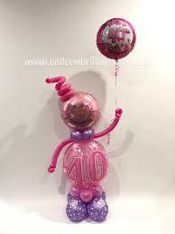 40th birthday delivery happy 40th birthday sendballoonscanberra