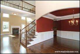 Wall Design Wainscot - new home building and design blog home building tips dining