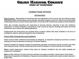 Corrections Officer Resume Cover Letter For Correctional Officer Cover Letter Po Officer